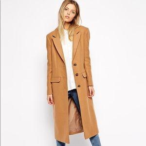 ASOS Camel Coat 🐪🧥